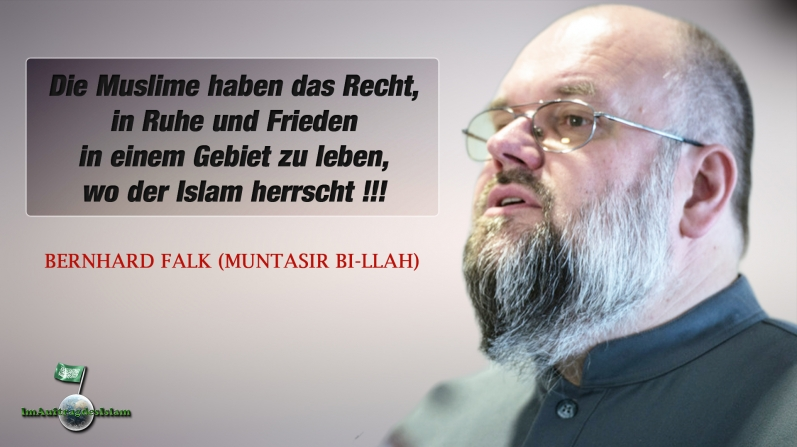 Bernhard Falk | Zur Internationalen Situation der Muslime